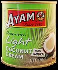 Picture of AYAM COCONUT CREAM LIGHT 270ML