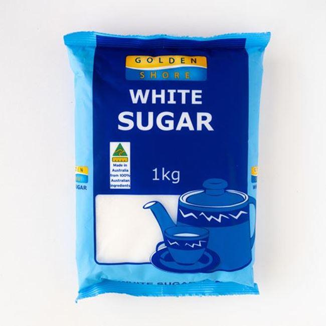 Picture of GS WHITE SUGAR 1KG
