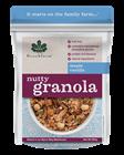 Picture of BROOKFARM NUTTY GRANOLA MAPLE VANILLA 450G